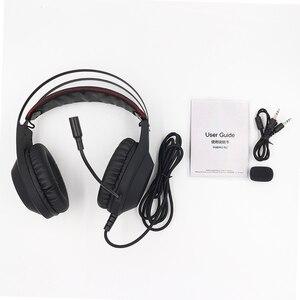 Image 5 - Ekupuz N2 コンピュータステレオゲームヘッドホンイヤホンヘッドセットゲーマー携帯電話 PS4 xbox pc のヘッドフォンマイクイヤフォン