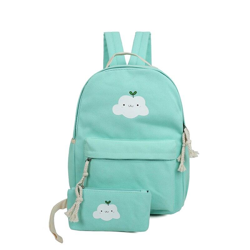 preppy sacolas de escola para Tipo de Mochila : Livro de Bolso