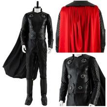 Cosplay Thor Costume Outfit Per Adulti Uomini Thor Uniforme Pieno Vestito di Carnevale di Halloween Costumi Cosplay