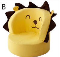 Free Shipping Baby sofa Washable Durable Cute Small Sofa Child Dining Chair Baby Seat Sofa T01