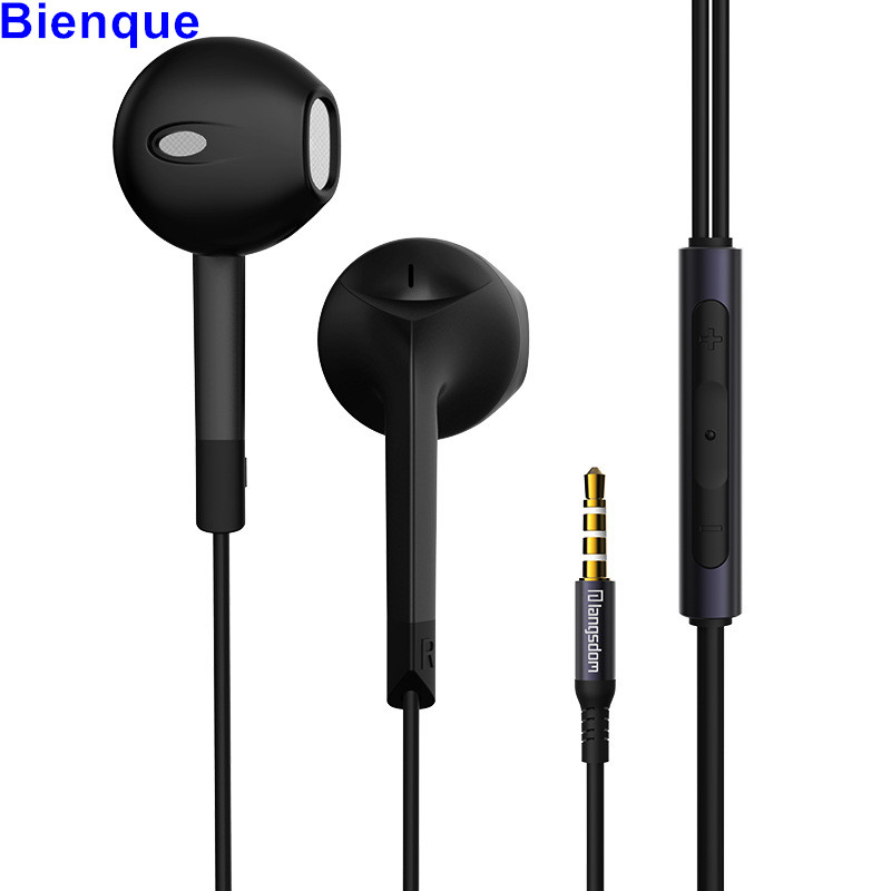 Bass earbuds gold - bass earbuds with volume control