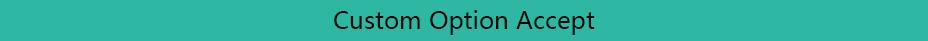 Custom Option Accept