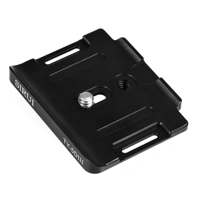 Sirui TY5D3 5D3 Special quick release Plate TY5D3 Acre Standard free shipping slr camera