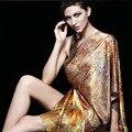 100% Satén de Seda Larga Bufanda 52 cm X 175 cm de Seda Pura Bufanda Mujeres Chales Desigual Clásico Best-Seller de la Fábrica Directa venta al por mayor