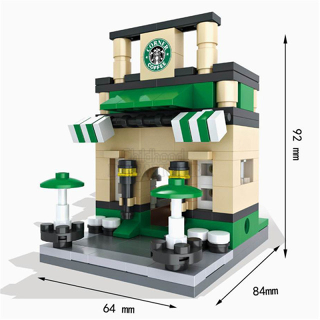 Brick Mini Building Blocks Legoe