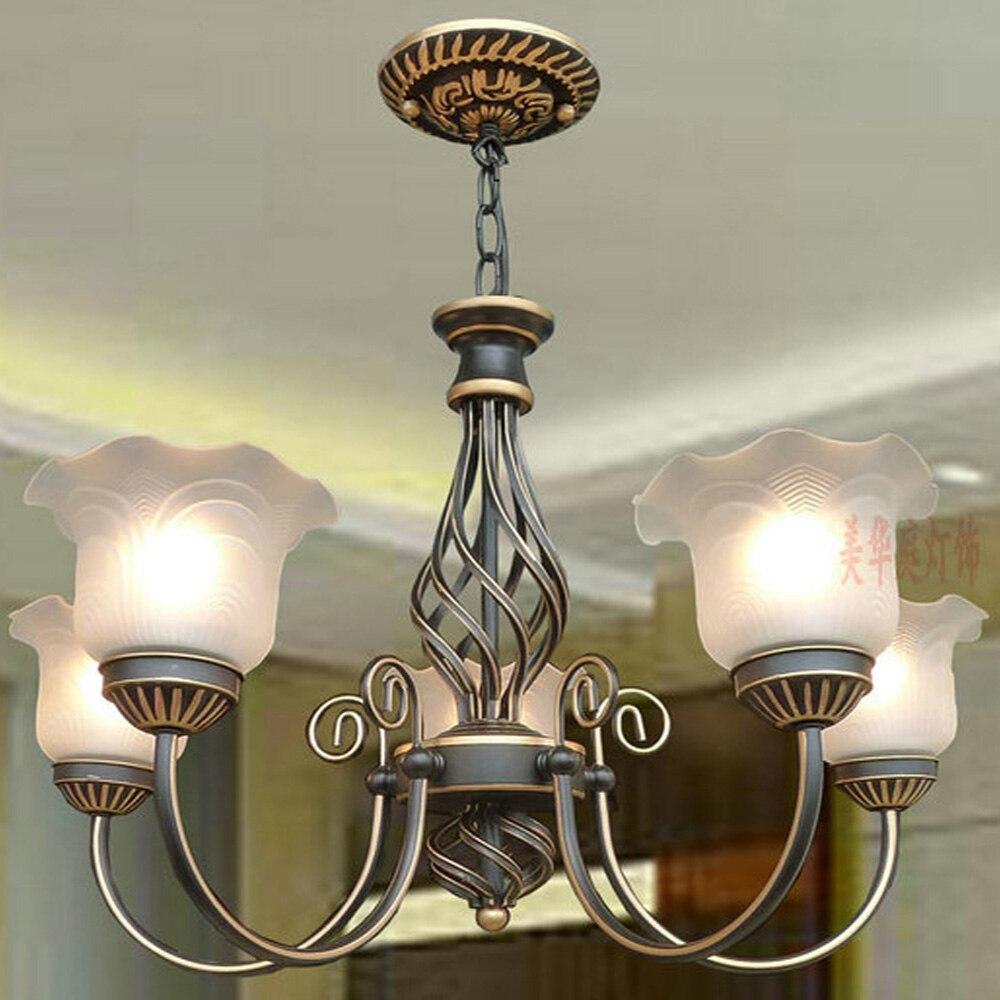 High Quality Led Vintage Pendant Light Bulb E27 110V-220V Home Lighting Living Room Loft Style Led Pendant Lamp Nordic Lamp
