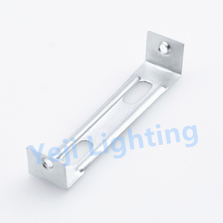 Color: G Bow hanging plate Ceiling rose canopy fittings droplight led chandeliers Lighting fixture bracket board iron hardware brackets Davitu Connectors