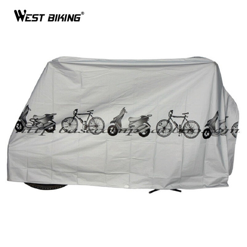 WEST BIKING Waterproof Rainproof Anti-dust Bicycle Raincover Mountain Bike Cover High Quality Bicicleta Ciclismo Bike Raincover