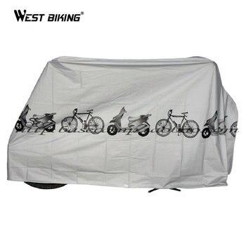 West biking impermeable anti-polvo Bicicletas lluvia montaña alta calidad bicicleta ciclismo bicicleta raincover