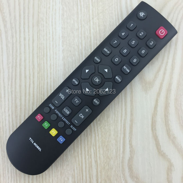 US $7 0  [Original]Universal Remote Control Suitable for Thomson TCL TV 106  520W37 B000X RC3000E01 RC3000E02 08 RC30003 RM201AA ERISSON-in Remote
