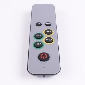 Image 3 - 7 больших кнопок обучения пульт дистанционного управления, дубликат Копировать ИК код от оригинального управления ler remoto TV VCR STB DVD DVB, TV BOX