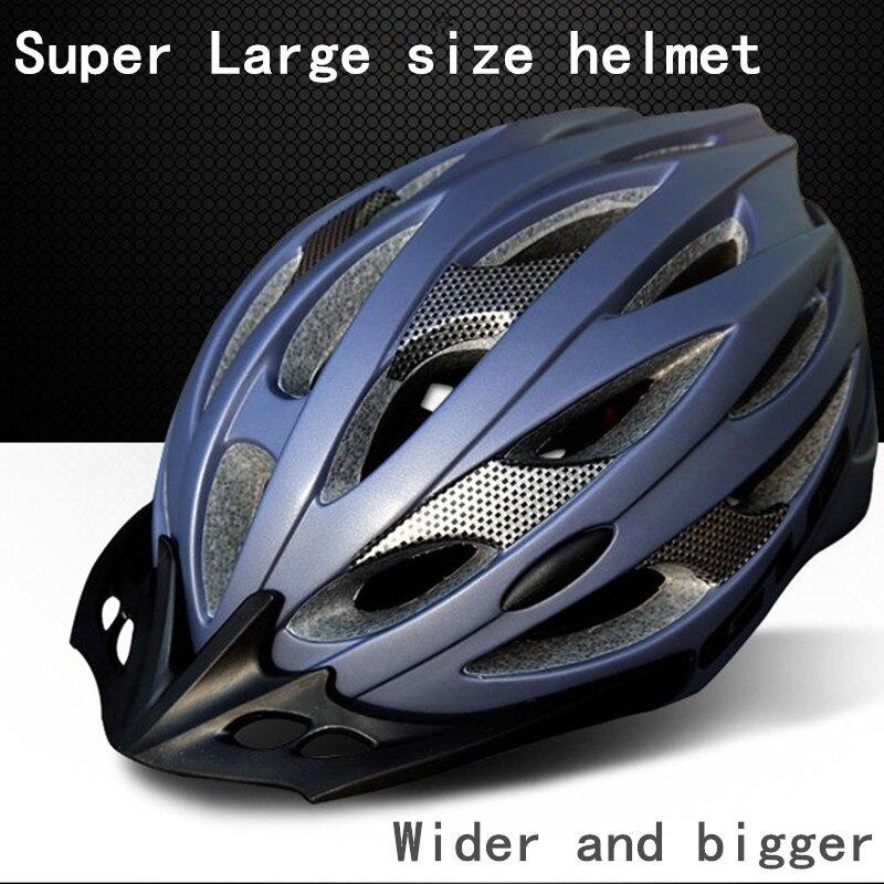 58 ~ 65 cm L taille casque Unisexe 28 trous GUB JJ VTT vélo de Route Vélo Cyclisme EPS + PC Moulée Intégralement Casque de Sécurité pour hommes 2017