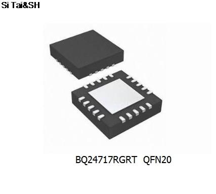 1 PCS New BQ24717RGRT BQ24717 BQ717 PQ717 ic chip