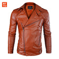 2016 Man Jackets PU Leather Jaqueta Masculinas Inverno Couro Jacket Men Jaquetas De Couro Men's Winter Leather Jacket Add Wool