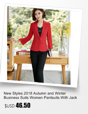 Новые летние классический формальный дизайн брючные костюмы профессиональные деловые костюмы куртки и брюки женские офисные брюки костюм с пиджаком