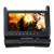 Novo 8.5 Polegada TFT apoio de Braços Central Carro DVD Player de Vídeo Suporte Monitor LCD Stereo USB SD Transmissor FM IR + Jogo CD controlador
