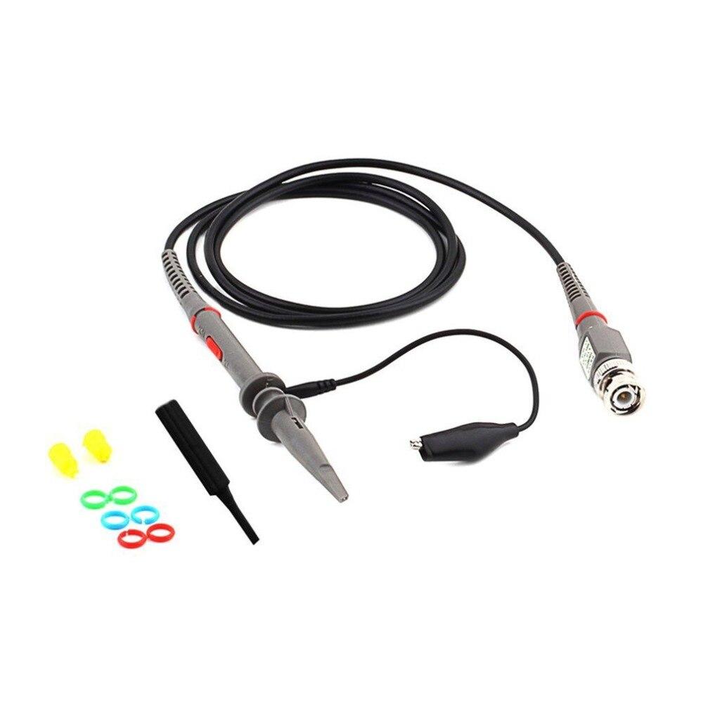 1 Set Nuovo Arrivo di Alta Quality P6100 Oscilloscopio Sonda DC-6MHz Dc-Sonda Ambito Clip Per For Tektronix HP vendita calda