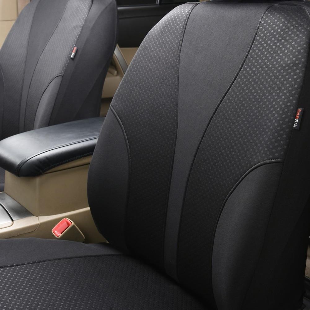 2019 Azhurnimi i ri 9 PCS Mbulesa e makinës së zezë Mbulesa unike - Aksesorë të brendshëm të makinave - Foto 4