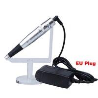 ATOMUS מקצועיות קבועה גבות שפתיים אייליינר איפור עט מכונת קעקוע סיבובית עם מכירה חמה כבל אספקת חשמל