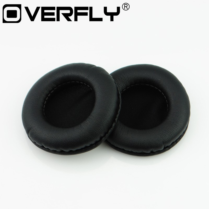 a700 replacement sponge headphone ear muffs gray black 2 pcs Quality 1 Pair 60mm Soft Foam Replacement Ear Pads Soft Sponge Durable Cushions Earpads for Headset Headphones