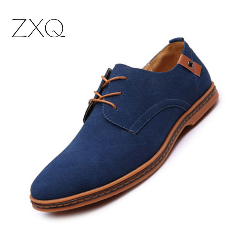 Men's Shoes chaussure homme Plus Size 38-48 Handmade Soft Leather Men Shoes Flat Casual Shoes Brand Men Oxford Shoes new fashion men s wedding shoes pointed toe slip on oxford shoes for men chains flat chaussure homme 2017 plus size 38 46