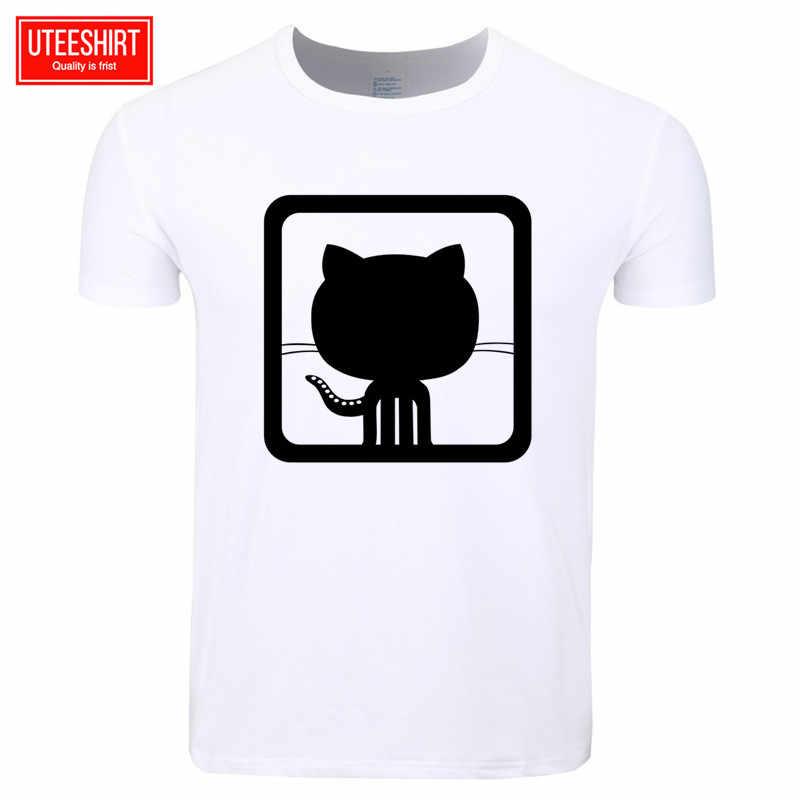 a539374d ... Print Geek Programmer T-shirt Men's Unisex Short Sleeve O-Neck Harajuku  Tshirt Women ...