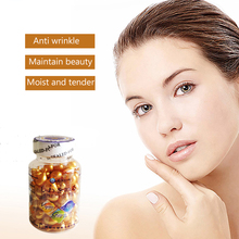 NEW fast anti wrinkle and moisturizing in 7 days essence and wrinkle remove capsules 90 pcs with passive income in 90 days