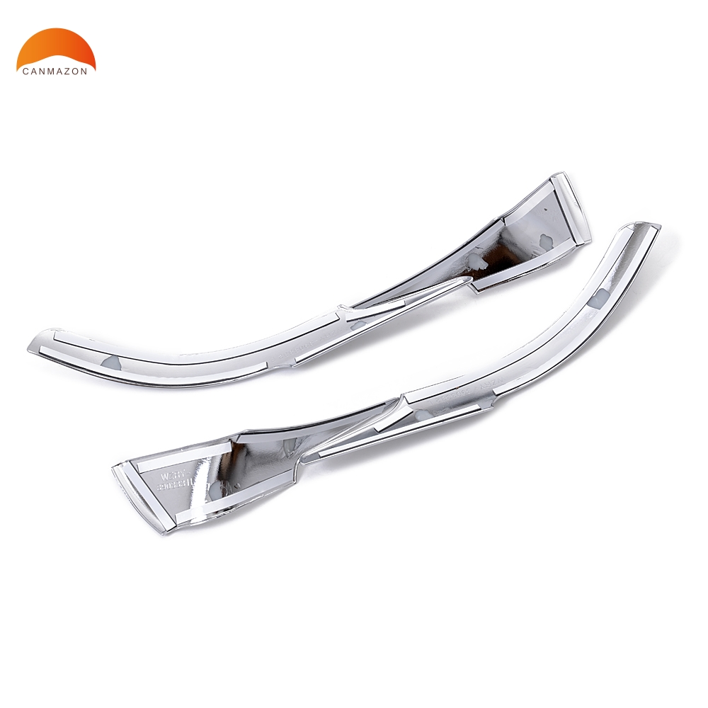 For Jeep Compass 2017 2018 ABS Chrome earview mirror cover decoration car Exterior Accessories car-Styling Anti-rubbed Molding