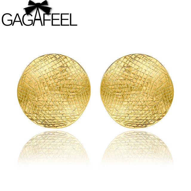diamond stud products d earrings gold round
