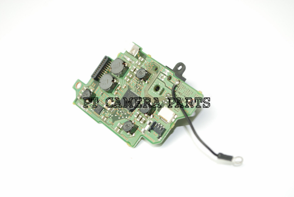 Free Shipping 100 Original 60D DC DC Power Board DC POWER PCB CIRCUIT BOARD For Canon
