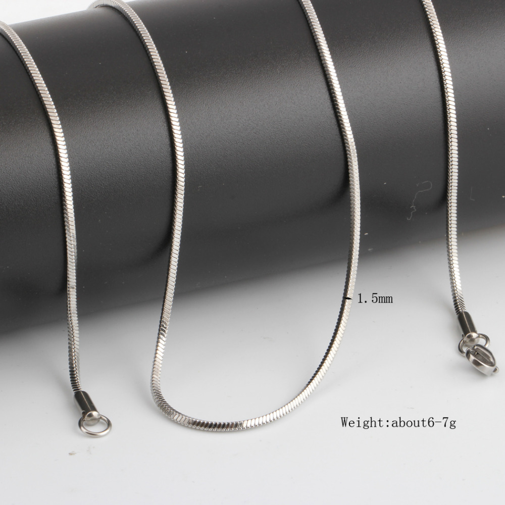 necklace chains wholesale silver chain vermeil gold bulk sterling small plated box cute