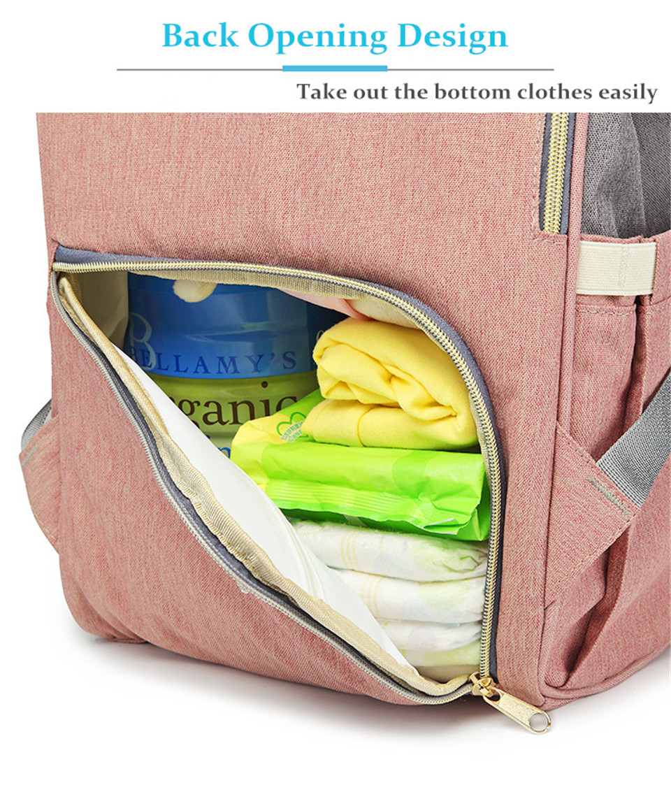 HTB123eIXfvsK1Rjy0Fiq6zwtXXaP Nappy Backpack Bag Mummy Large Capacity Bag Mom Baby Multi-function Waterproof Outdoor Travel Diaper Bags For Baby Care