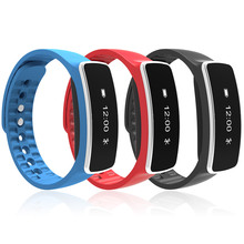 mart Bracelet Bluetooth 4.0 Touch Screen Fitness Tracker Health Wristband Sleep Monitor Smart Watch I5 for HuaWei