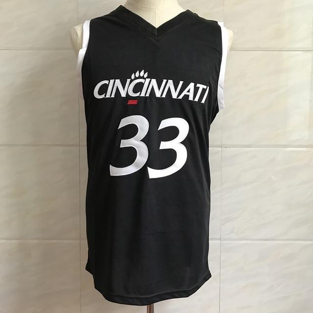 33 Lance Stephenson Cincinnati Bear Cats College Basketball Jersey