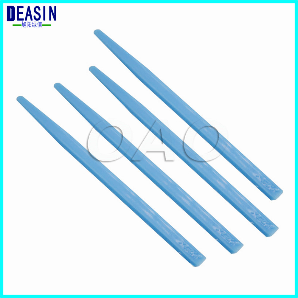 Disposable Spatula Plastic Alginate Spatula Dental Mixing Knife Dental Instruments Blue Dentist Tools