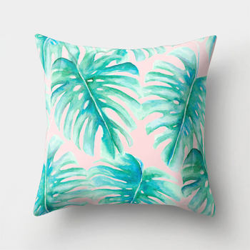 Tropical Turquoise Cushion Covers