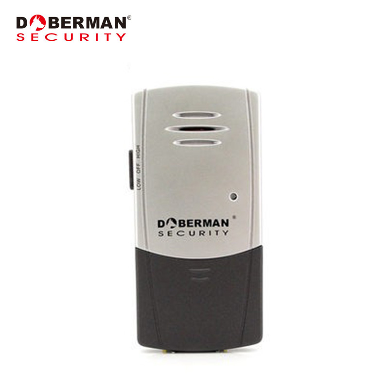 SE-0102A Free Shipping Doberman Security Door Window Vibration Alarm Home Security Burglar Alarm ,100dB Strong Alarm Sound wistino high sensitive alarm detector vibration alarm device anti lost door home security electric aaa dry battery free shipping