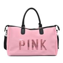 86e7c5a52c Sport Gym Handbag Women Fitness Nylon Waterproof Outdoor Yoga Shoulder Bags  Outdoor Travel Camping Multi-