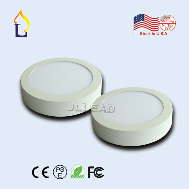 JLLEAD US stock 2 Pack diameter 6.771