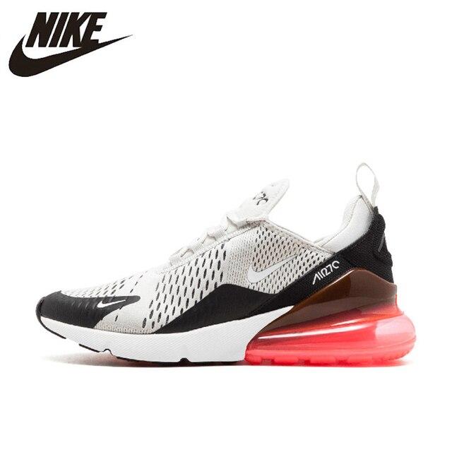 Original nueva llegada auténtico Nike Air Max 270 Mens zapatos transpirables zapatillas de deporte al aire libre 40-45