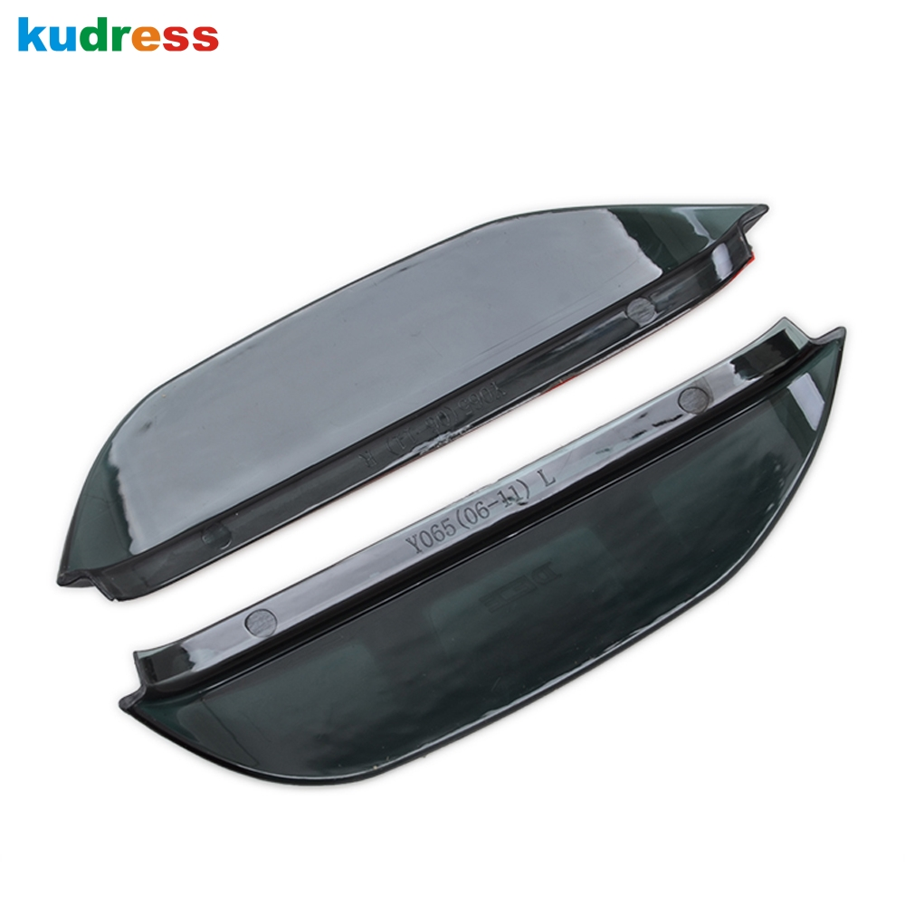 For <font><b>Ford</b></font> Focus 2009-2011 For <font><b>Ford</b></font> <font><b>Explorer</b></font> 2011 2012 Door Side Rear View <font><b>Mirror</b></font> Rain Guard Visor Shade Shield Cover Decoration image