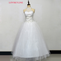 2015 Bridal Tube Top White Long Design Strap Slim Plus Size Spring And Summer Wedding Dresses