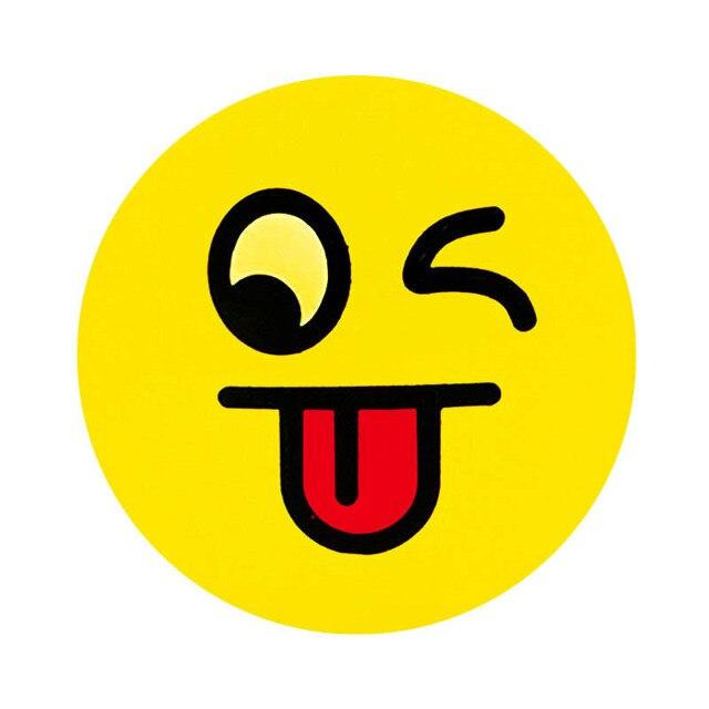 Wireless Mini Cute Emoji Bluetooth Speaker Portable Tongue Out