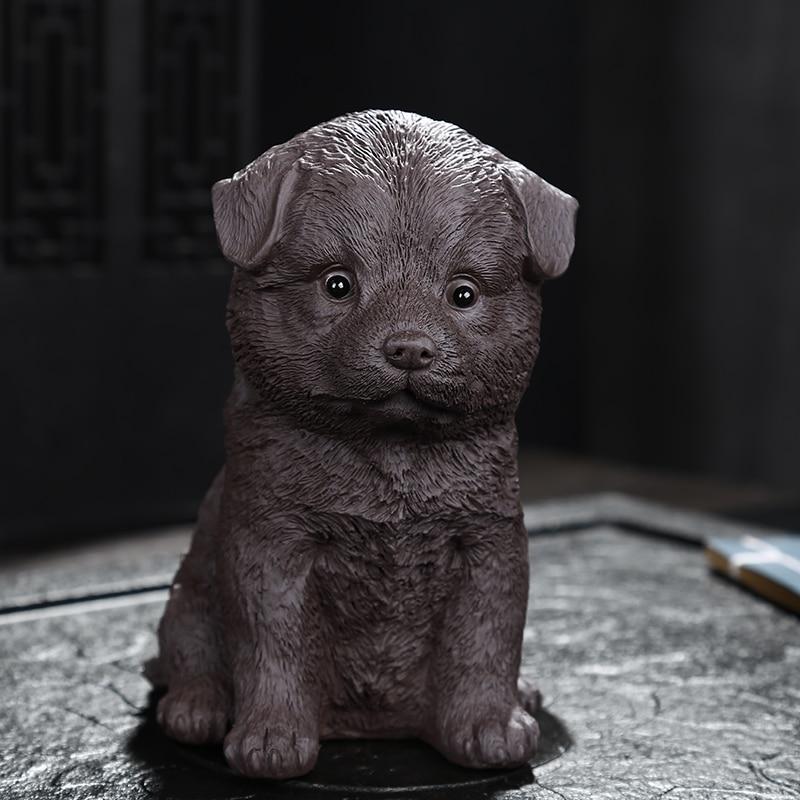 Купить креативный фиолетовый ldyllic щенок фотоорнамент спальня гостиная