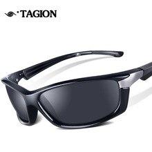 2016 очков людей поляризованные очки солнцезащитные очки оригинальный поляризованные очки новое поступление óculos De Sol Masculino TJ5103