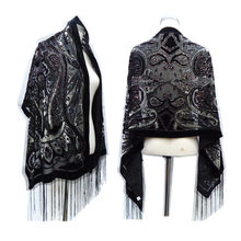 88f801f11e3cd Popular Burnout Scarf-Buy Cheap Burnout Scarf lots from China ...