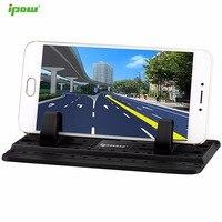 IPOW Universal Auto Handyhalter Armaturenbrett Silikon Halterung Ständer für iphone 7 6 6 s plus 5 5 s samsung telefon zubehör