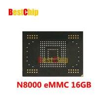 N8000 emmc memória flash nand com firmware para samsung galaxy note 10.1 n8000 16gb