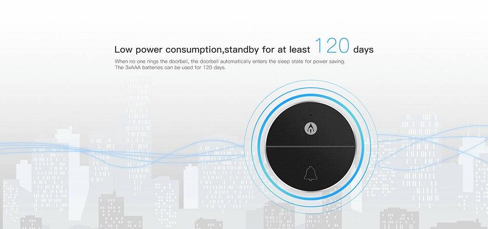 Audio Wireless Doorbell 7