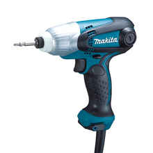 Free Shipping Japan Makita Speed Regulation Electric Screw Driver The Impact TD0101 Mpact Awl 230W 100N.m
